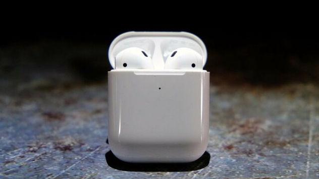اپل از ایرپادهای جدید خود رونمایی کرد