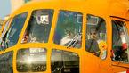 جزئیات سقوط هلی کوپتر  شرکت نفت خزر + فیلم و تصاویر