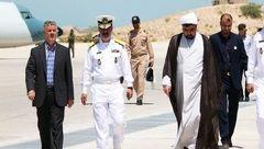 امیر خانزادی از پایگاه های دریایی خرمشهر ،خارک و بوشهر بازدید کرد