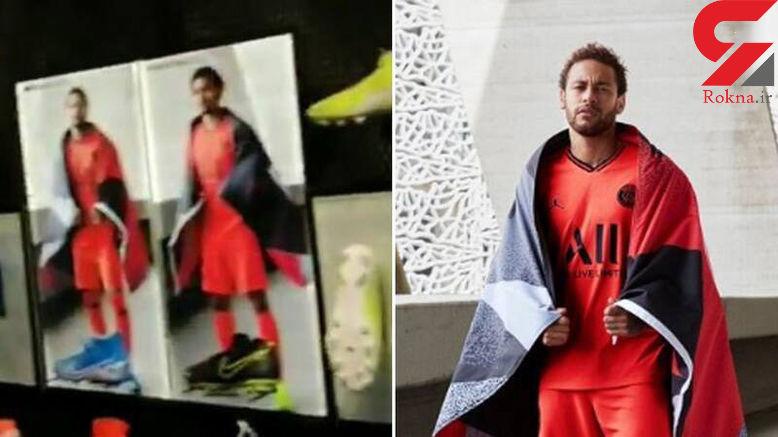 PSG فروش پیراهن نیمار را متوقف کرد / اعجوبه برزیلی در آستانه ترانسفر شدن؟ +عکس