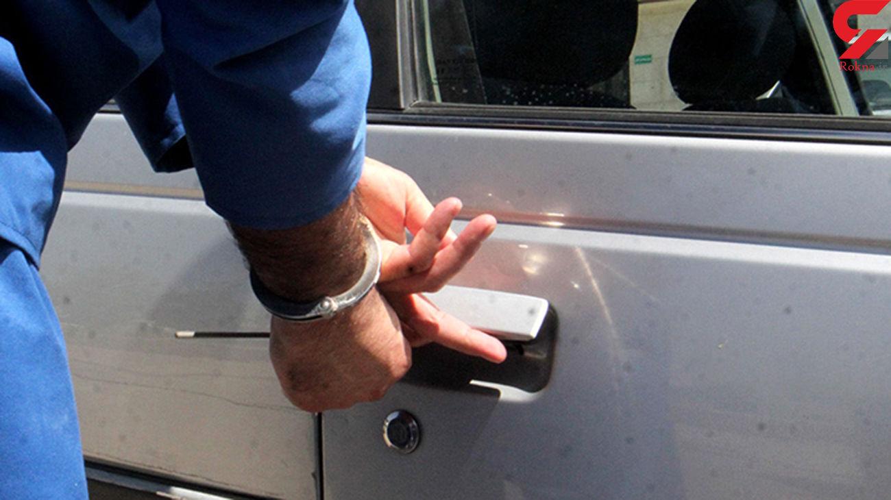 کشف  3 خودرو مسروقه در شیراز