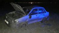 6 مصدوم در حادثه رانندگی جاده داورزن - سبزوار