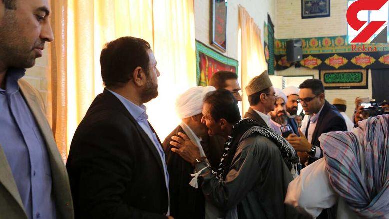 پایان 5 سال اختلاف خونین در هرمزگان / آشتی 2 طایفه + عکس