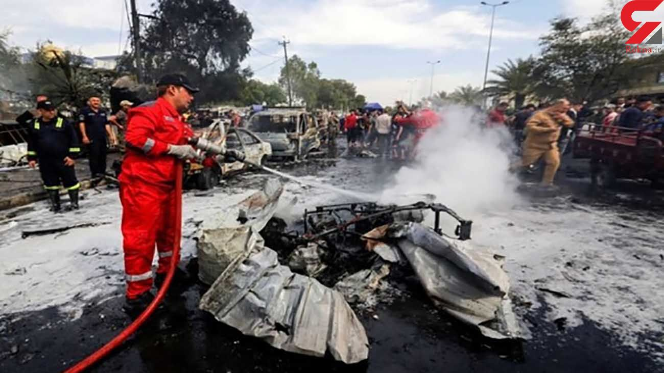 کشته شدن 3 کودک عراقی در انفجار
