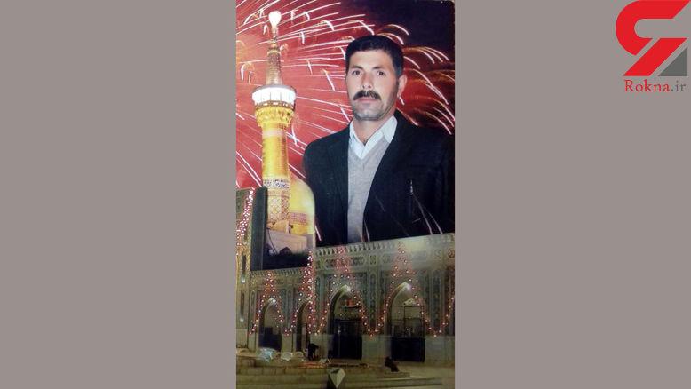 بادام مردی را در خدابنده به کام مرگ کشاند /  قلبی که برای همه به هدیه ماند ! + عکس ها