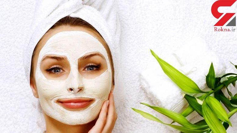 زیبایی پوست با ماسک های خانگی و بهاری + دستور تهیه