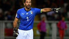 واکنش بوفون به بازگشت به تیم ملی ایتالیا
