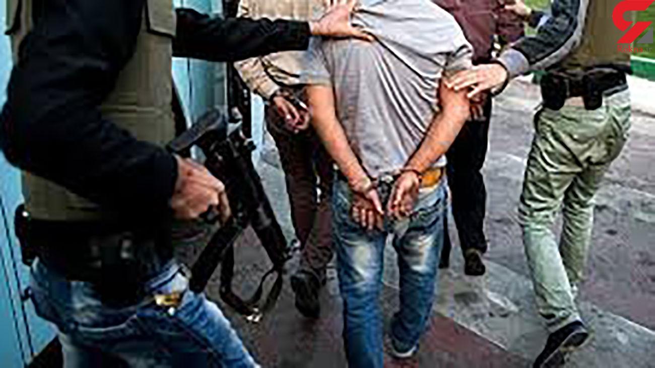 دستیگری 71 سارق با ۸۱ فقره سرقت در مرودشت