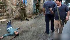 عکس دردناک از کفتارها بالای سر جنازه پسر نوجوان! + تصویر