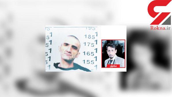 قتل خبرنگار سیاسی یک روزنامه در یافت آباد تهران + عکس قاتل فراری