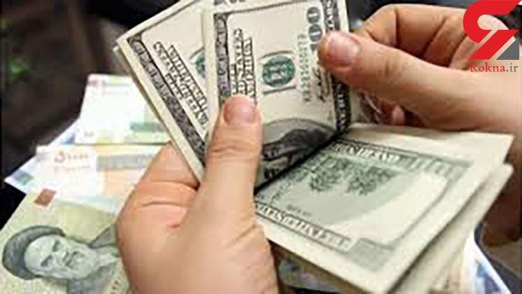 نرخ دلار ثابت ماند/ کاهش ۸۲۸ ریالی قیمت یورو