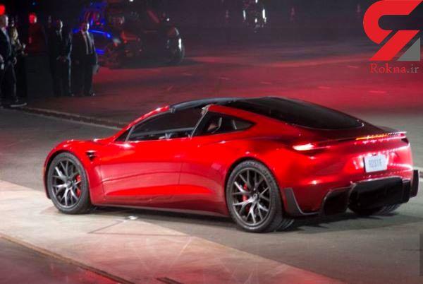 خودروی جدید موشکی تسلا ساخته می شود