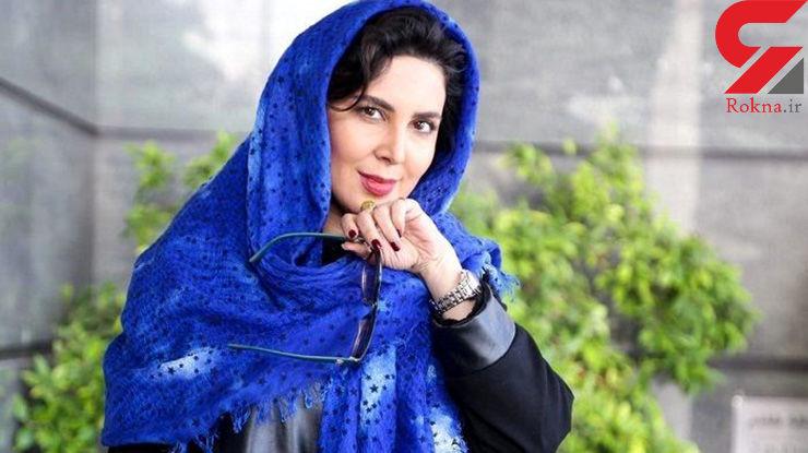 لیلا بلوکات: مهران مدیری تا آخر عمر بدهکار من است