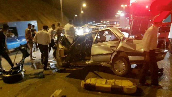 در این صحنه 4 ایرانی کشته شدند + عکس تکاندهنده
