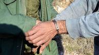 کشف 21 فشنگ و یک قبضه اسلحه از شکارچی حیات وحش در کرمان