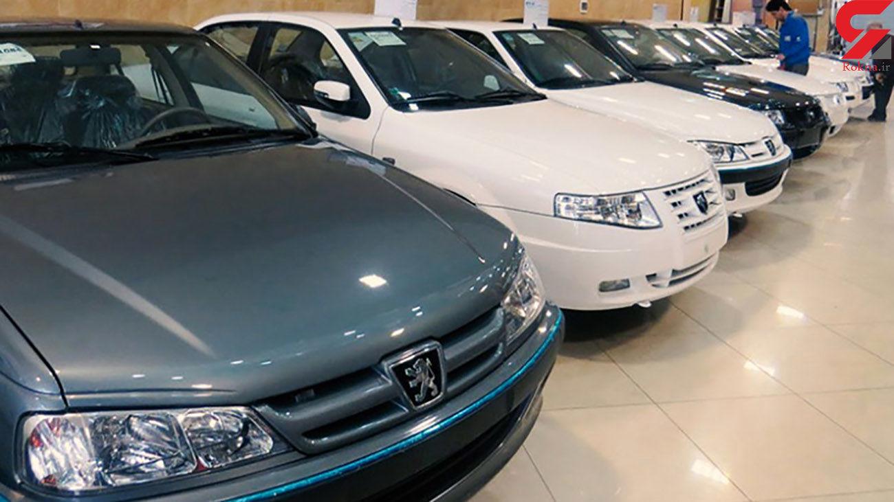 قیمت خودرو 1 تا 3 میلیون تومان ارزان شد