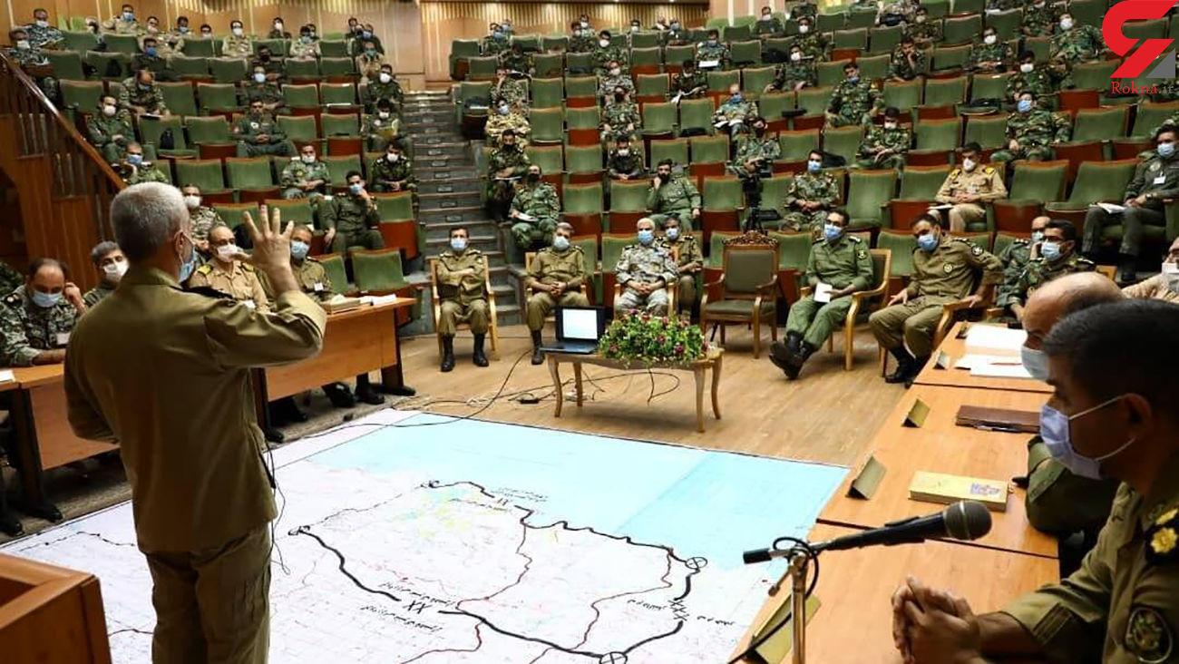 پایان رزمایش تاکتیکی ذوالفقار ۹۹ در دانشگاه فرماندهی و ستاد ارتش