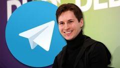 پیام پاول دورف برای کاربران تلگرام +عکس