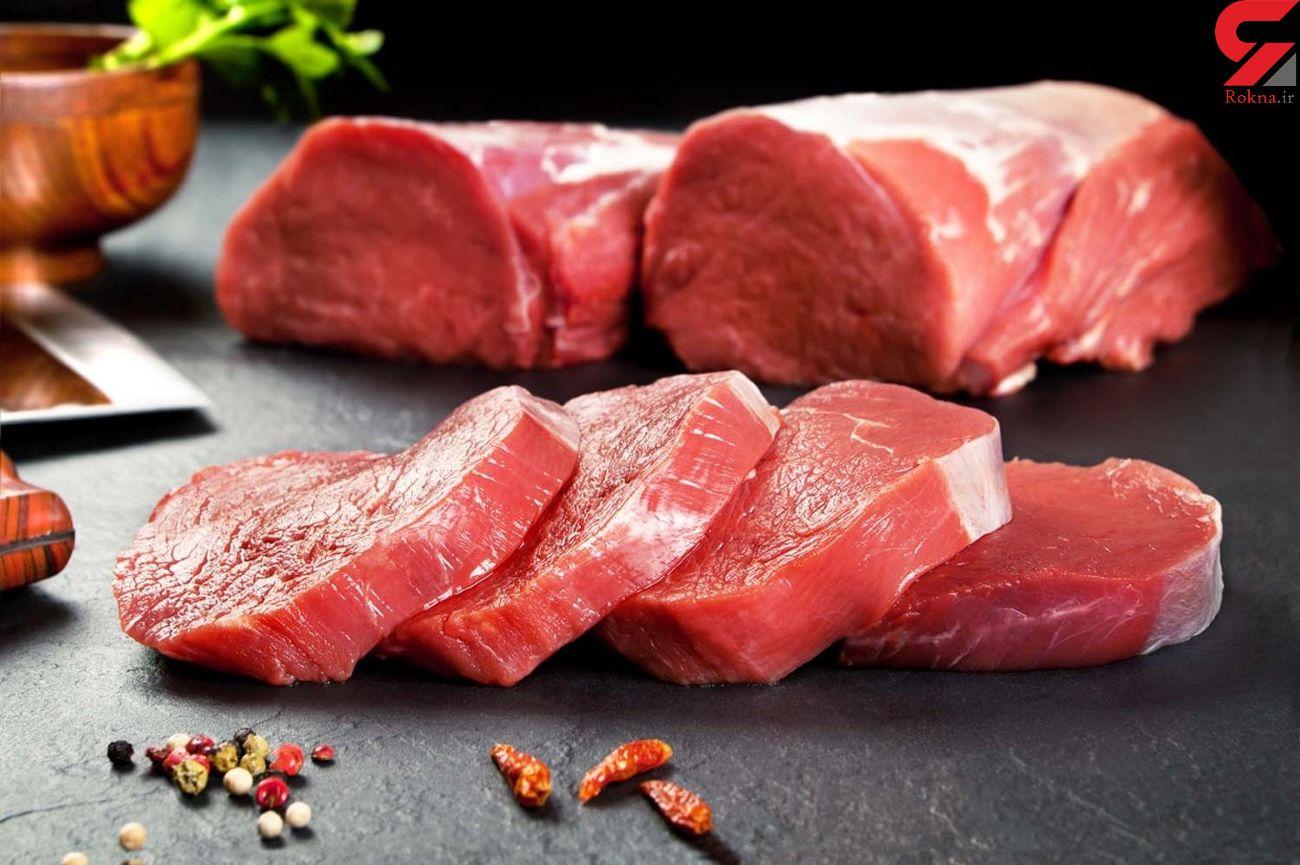 قیمت گوشت قرمز در بازار امروز سه شنبه یازدهم آذر 99 + جدول