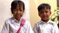 دختربچه 10 ساله ای که مادربزرگ است! + عکس باورنکردنی