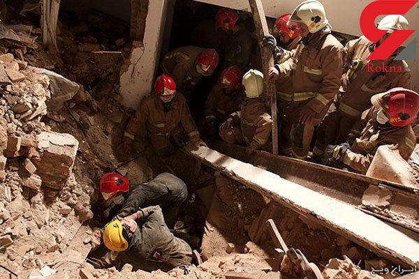 آتش نشانان همدانی 5 نفر را از سوانح نجات دادند
