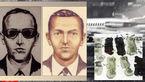 این مرد با پول های دزدی از هواپیما  بیرون پرید و هنوز فراری است+ عکس