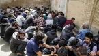پلیس خنداب 390 معتاد متجاهر را از سطح شهر جمع کرد