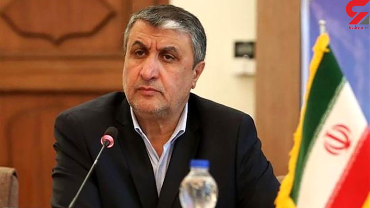 قیمت های جدید و گران بلیت هواپیما لغو شد / وزیر راه خبر داد