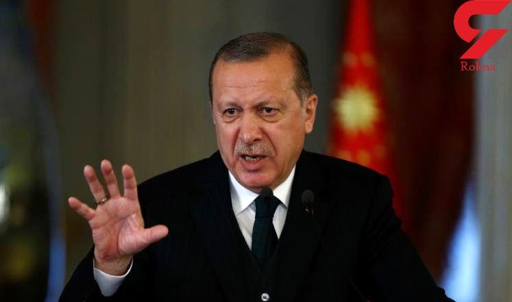 اردوغان: ترکیه به مذاکرات خود با روسیه و ایران درباره سوریه ادامه میدهد
