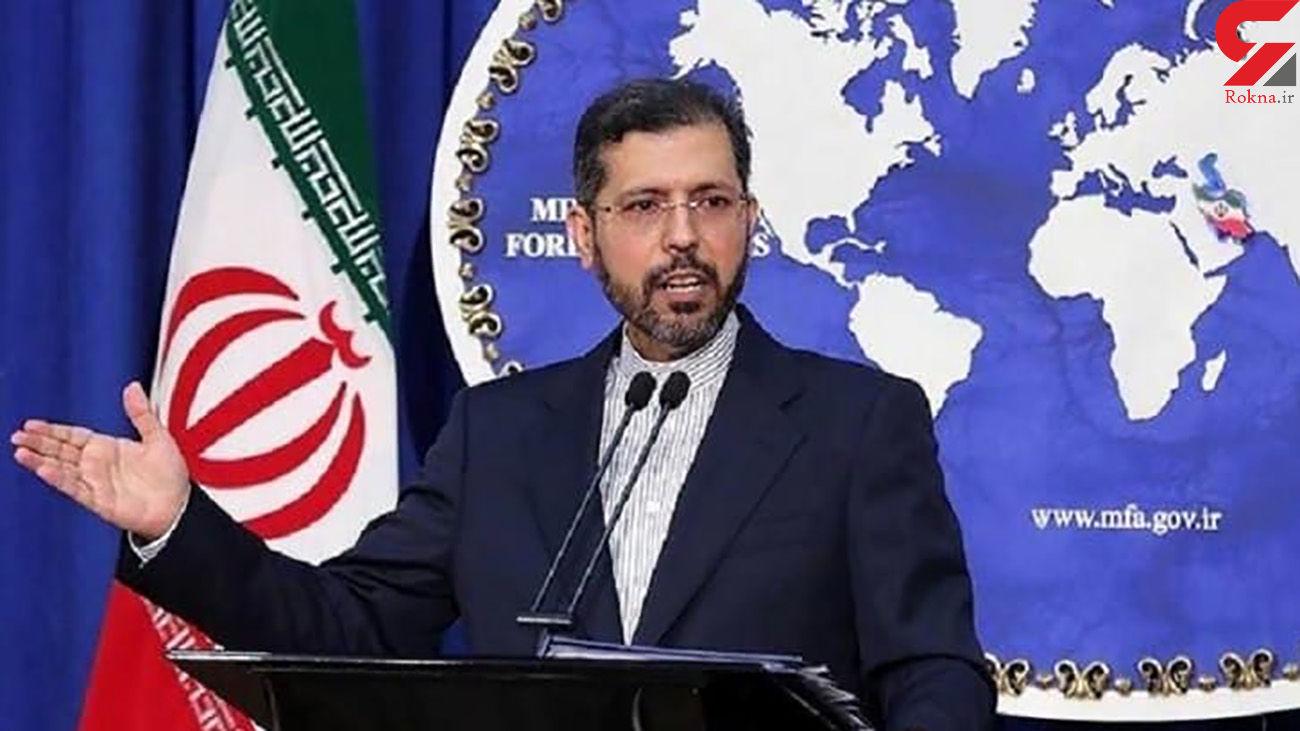 هیچ گفتوگوی دوجانبهای با آمریکا نداریم/ اتهام زنی و تهدید علیه ایران جواب نمیدهد