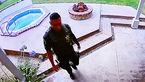 افسر پلیسی که سارق از آب درآمد + فیلم