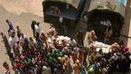 توزیع کمکهای بشردوستانه روسیه در سوریه
