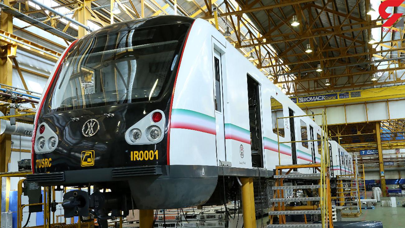 علت تاخیر در افتتاح قطار ملی