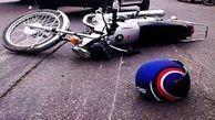 تصادف 2 موتورسیکلت با یک فوتی و یک مصدوم در اتوبان چمران تهران