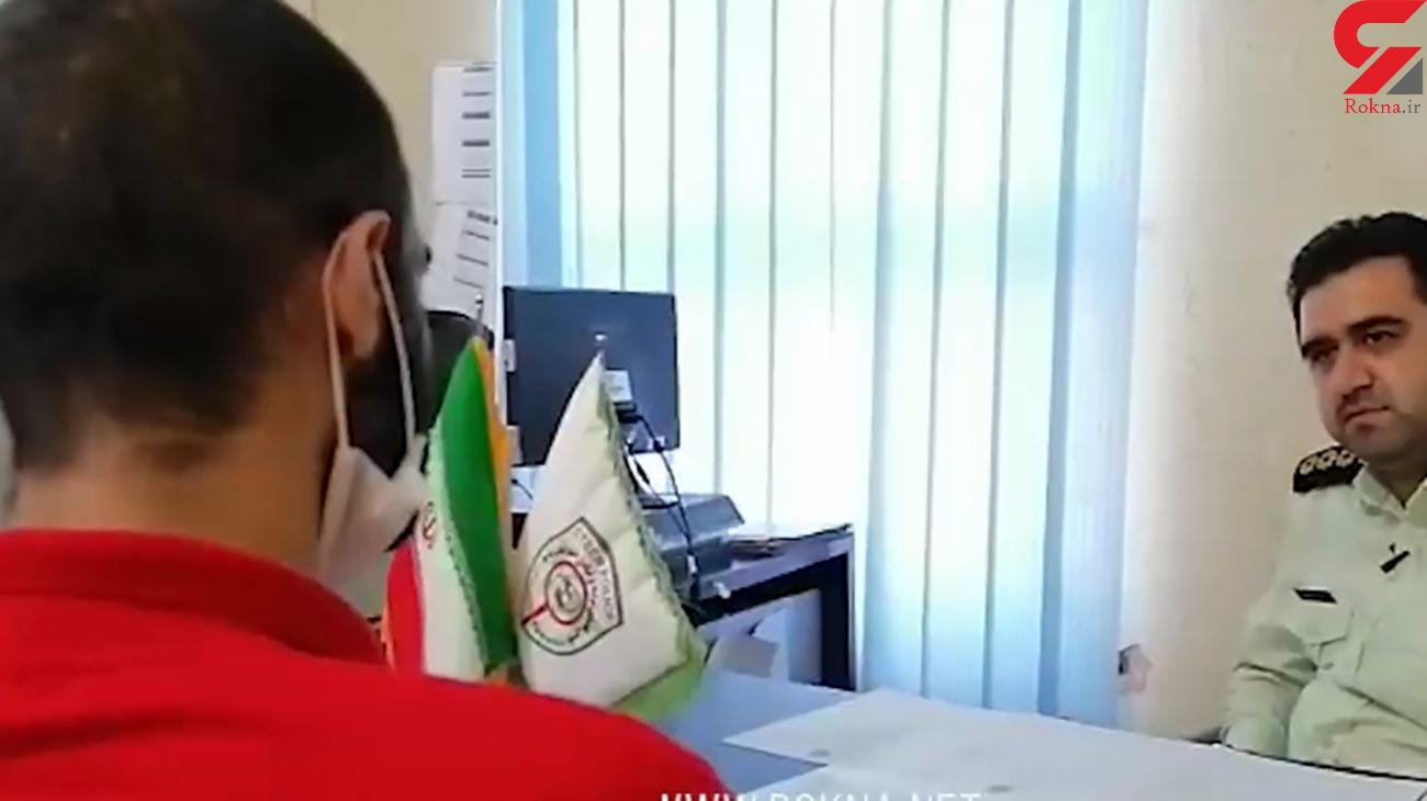پسر 18 ساله تهرانی هکر 2 دقیقه ای 160 حساب بانکی / کمین در شیپور و دیوار + فیلم گفتگو