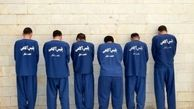 دستگیری ۱۱ سارق با کشف ۳۴ فقره سرقت در کوهدشت
