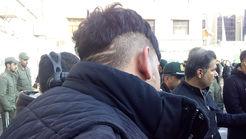 این شرور مامور کلانتری تهران را چاقو چاقو کرد+ فیلم گفتگو