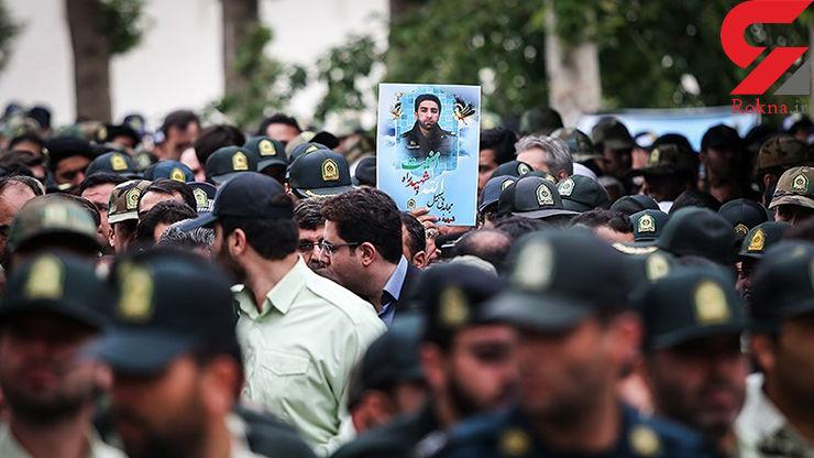 خواب عجیب برادر پلیس شهید در شب اعدام قاتلش / او در کرج پای چوبه دار نرفت+ عکس