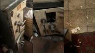 فیلم رندترین سرقت تاریخ ایران / دزدان تهرانی در تعطیلی کرونایی بازار غوغا کردند