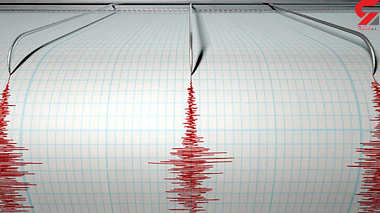 زلزله در مرز استانهای کهگیلویه و بویر احمد و خوزستان