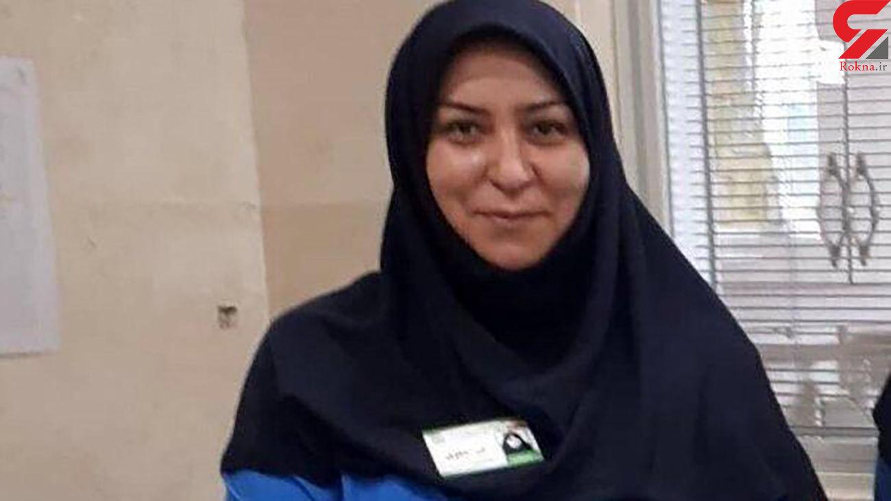 هر فرد فقط یکبار به کرونا مبتلا می شود / خانم پرستار تهرانی دوبار کرونا نگرفت + عکس