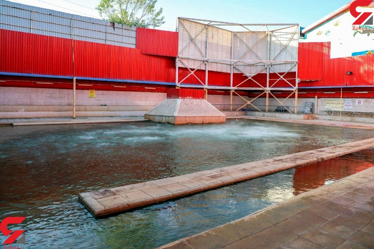 اولین دانشکده آبدرمانی استان اردبیل راه اندازی می شود