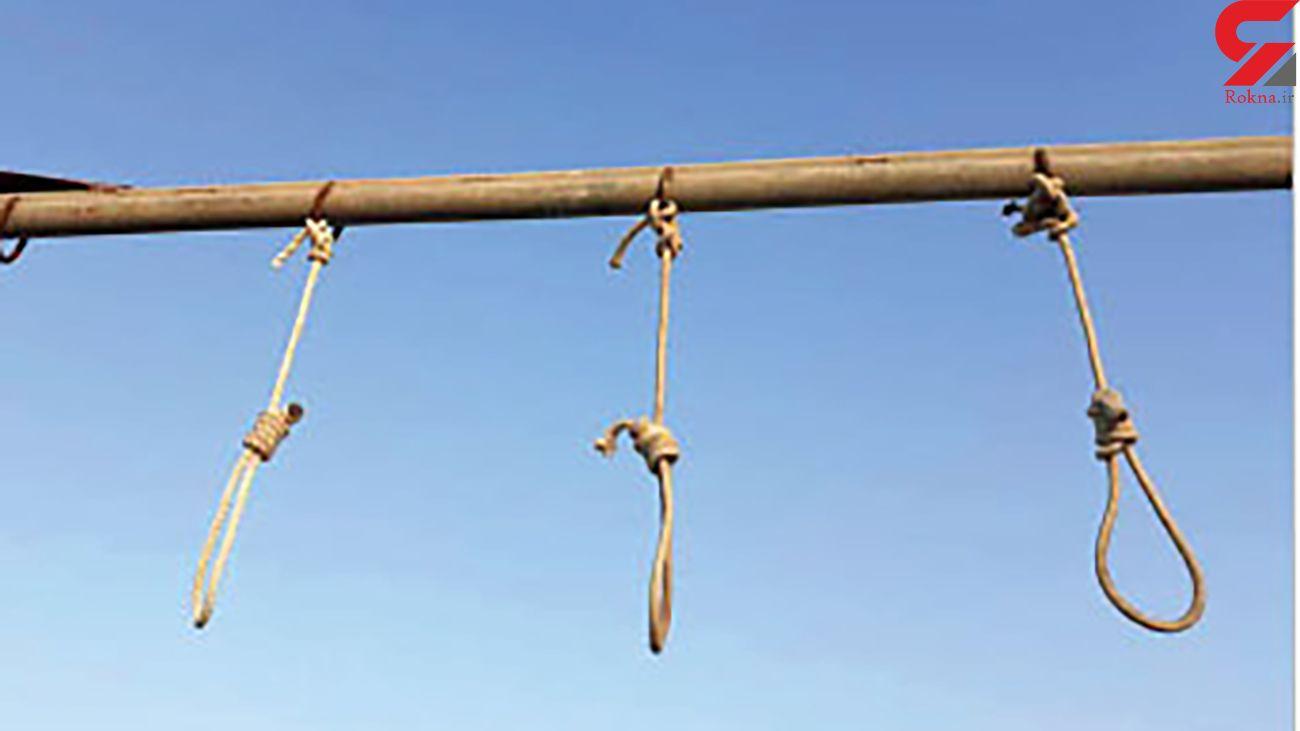 پاره شدن همزمان طناب دار از گردن 2 مرد در مازندارن