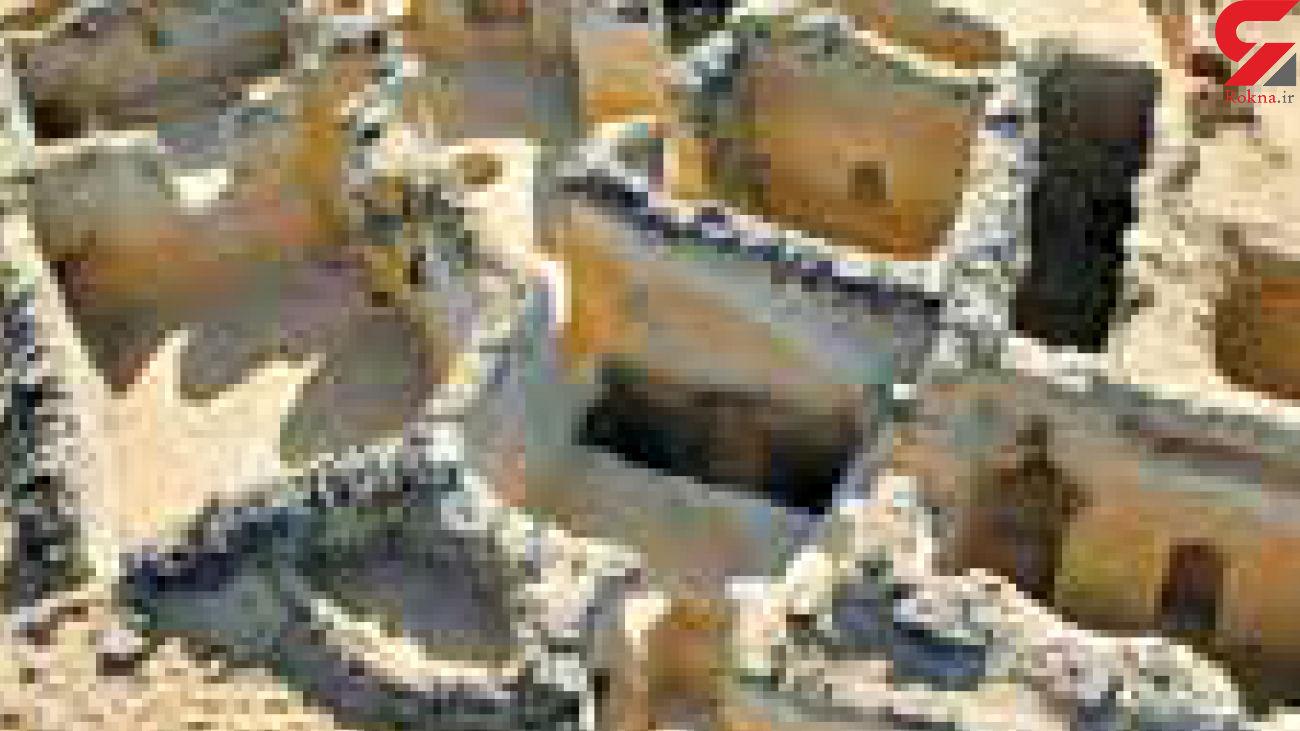 کشف آثار باستانی جدید و شگفت انگیز در مصر