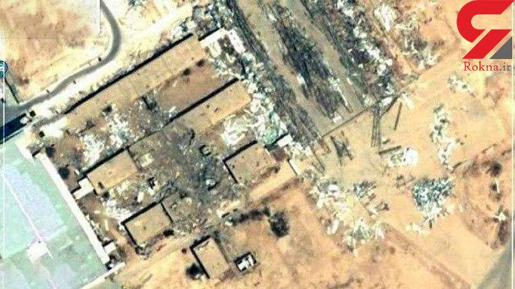 روایت سرباز آمریکایی از لحظه حمله موشکی ایران به پایگاه عین الاسد +فیلم