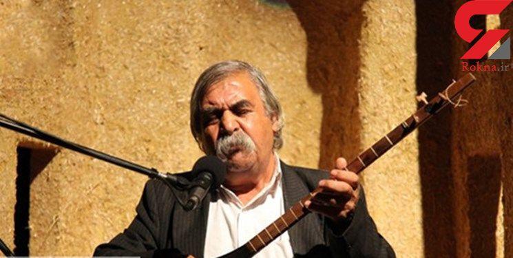 استاد طاهر یارویسی پیشکسوت موسیقی مقامی درگذشت