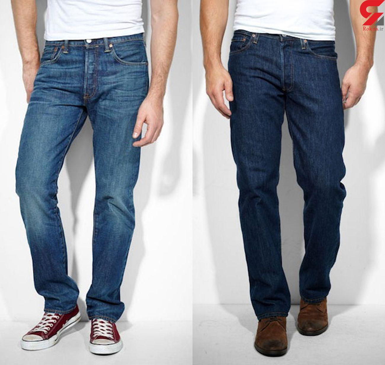 قانون ست کردن پیراهن جین مردانه/لباسی که مردان را جذاب تر می کند