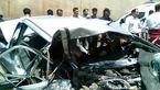 مرگ 4 تن از هموطنانمان بر اثر تصادف وحشتناک+عکس