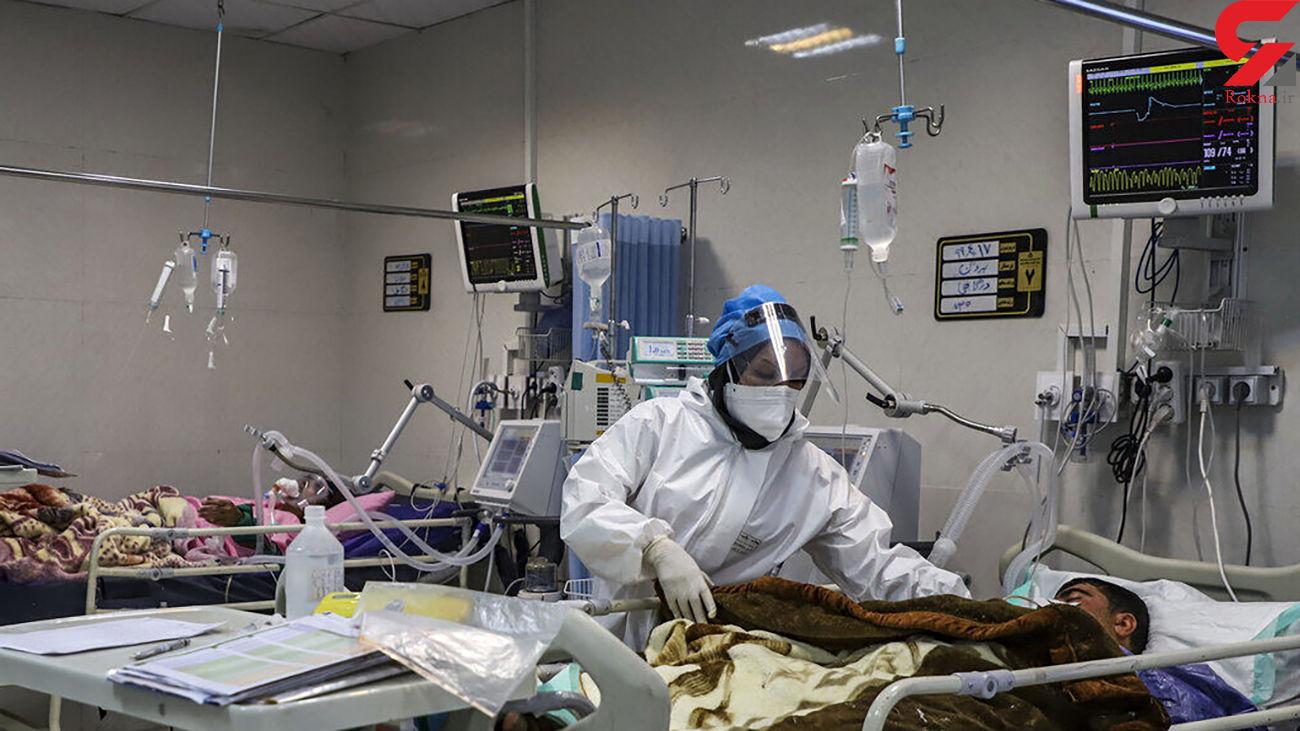 وضعیت کرونا در بیمارستانهای تهران وخیمتر شده است