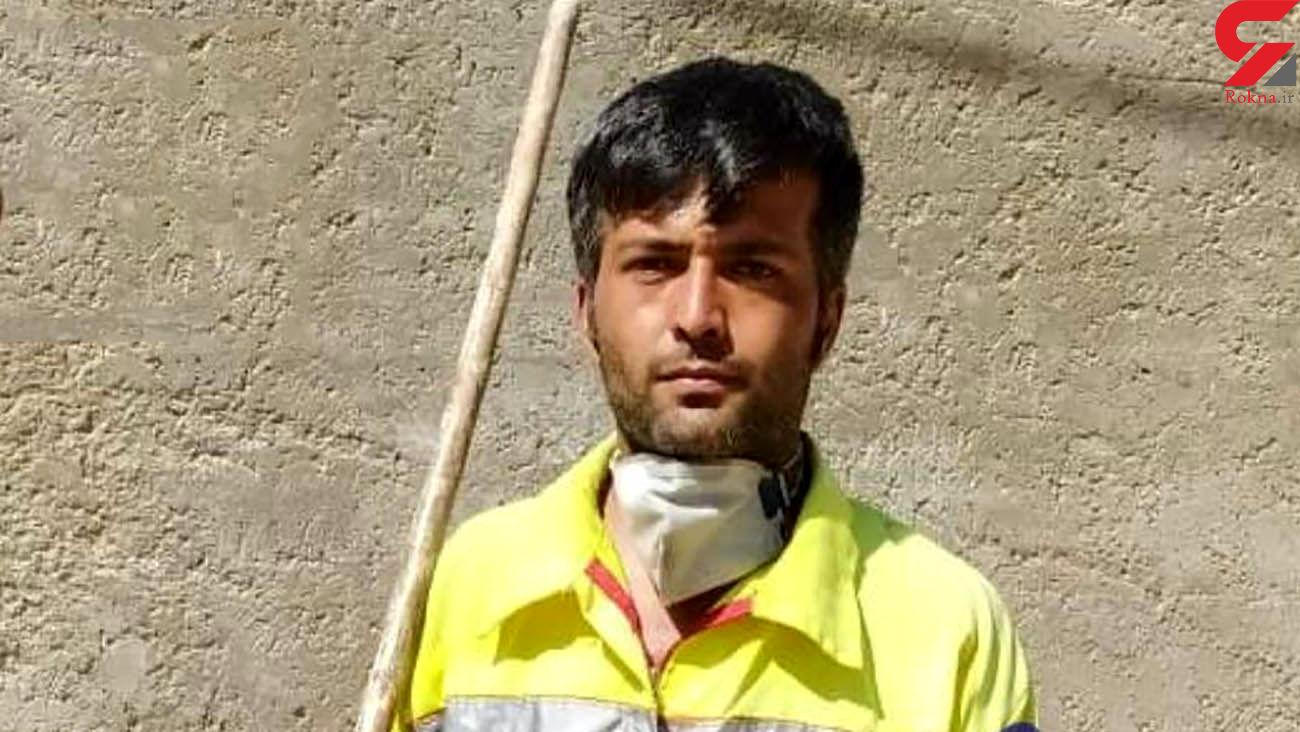 پاکبان شهرداری دست رد به پول های میلیونی زد + عکس